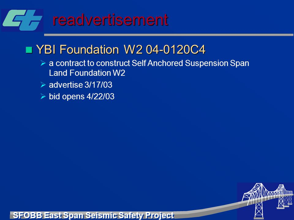 readvertisement YBI Foundation W2 04-0120C4