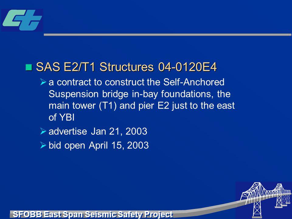 SAS E2/T1 Structures 04-0120E4