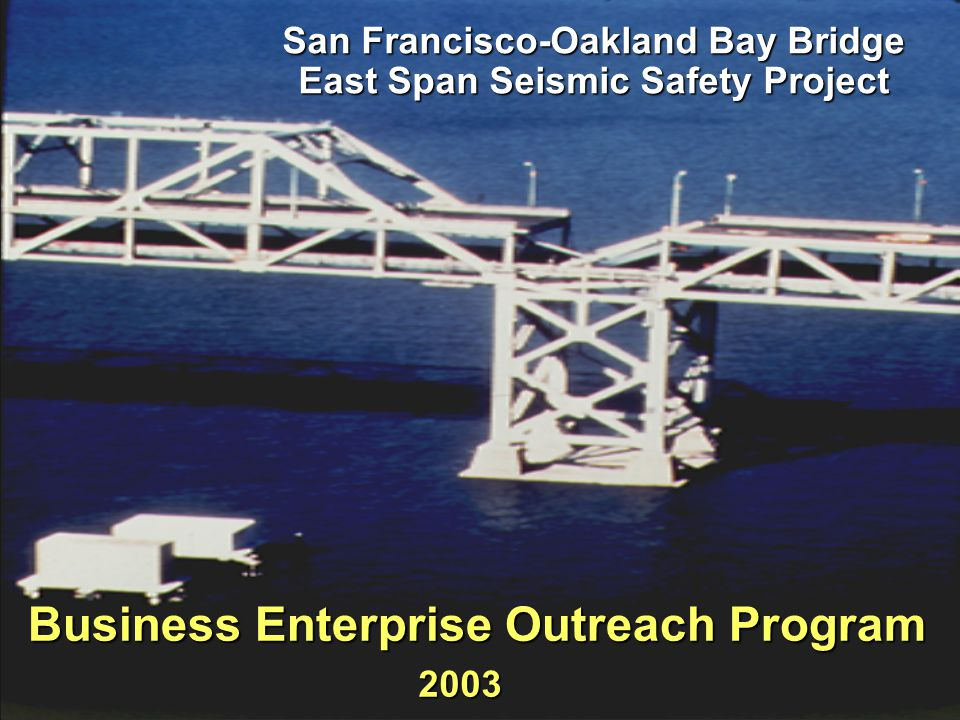 Business Enterprise Outreach Program
