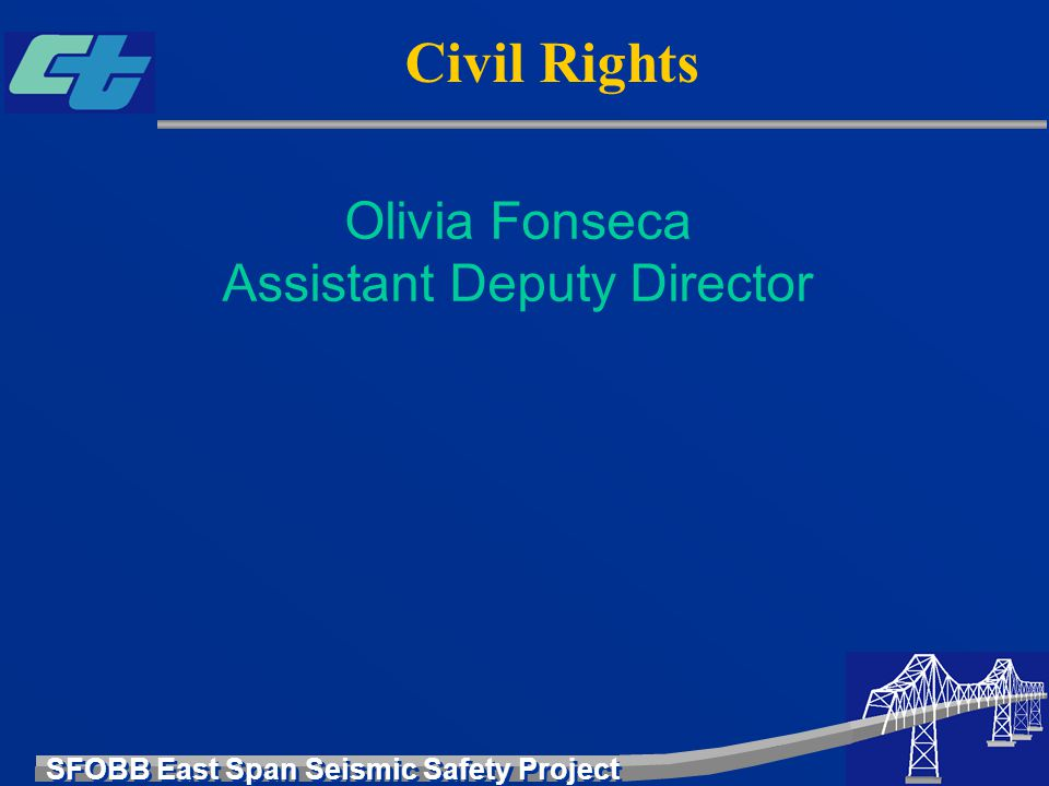 Assistant Deputy Director