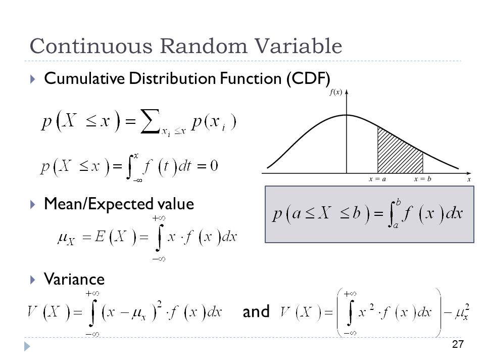 Continuous Random Variable