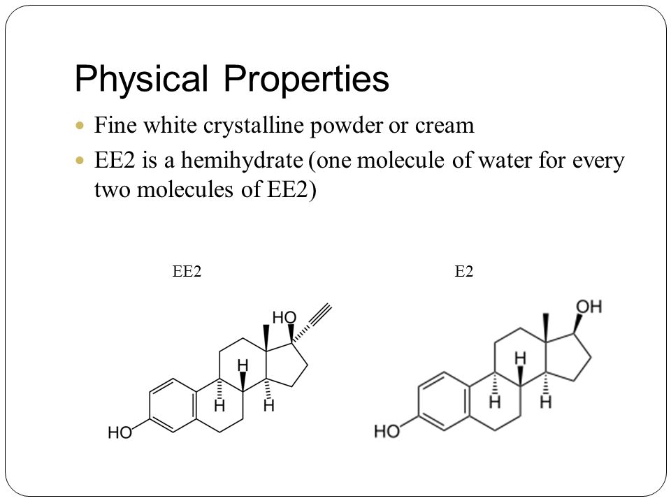 Physical Properties Fine white crystalline powder or cream