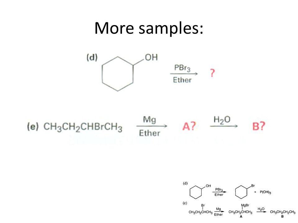 More samples: