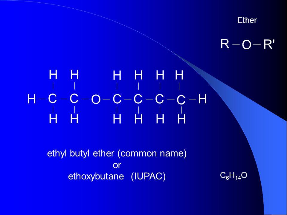 ethyl butyl ether (common name)