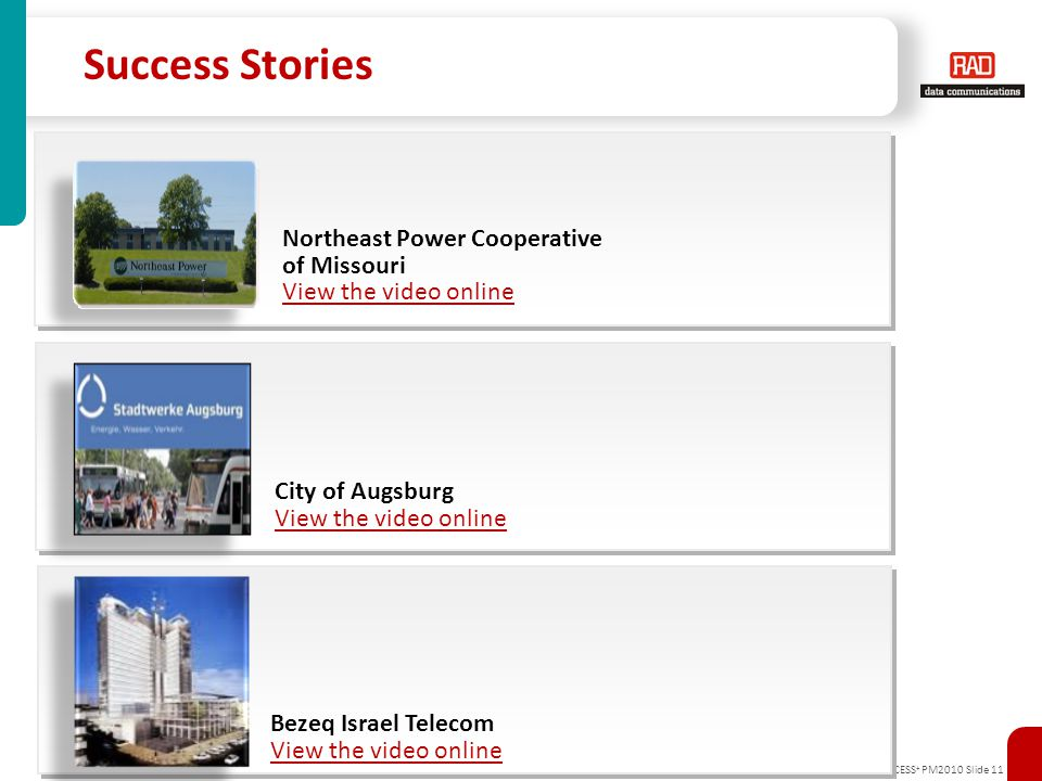 Success Stories Northeast Power Cooperative of Missouri