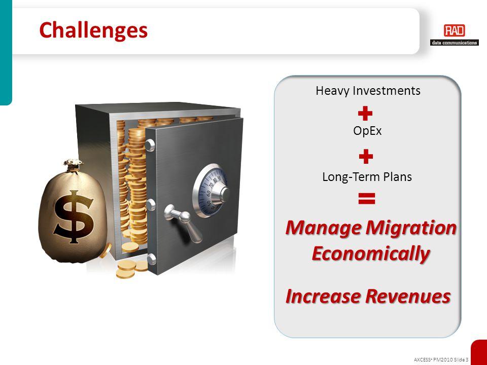 Manage Migration Economically