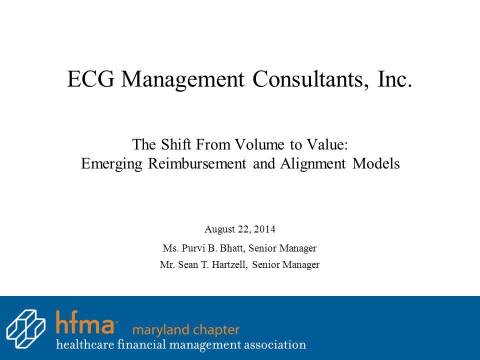 Agenda I. Market Trends II. Alignment Models III. Innovative Payment Models IV. Case Studies V. Key Takeaways Appendix A – Alignment Model Examples