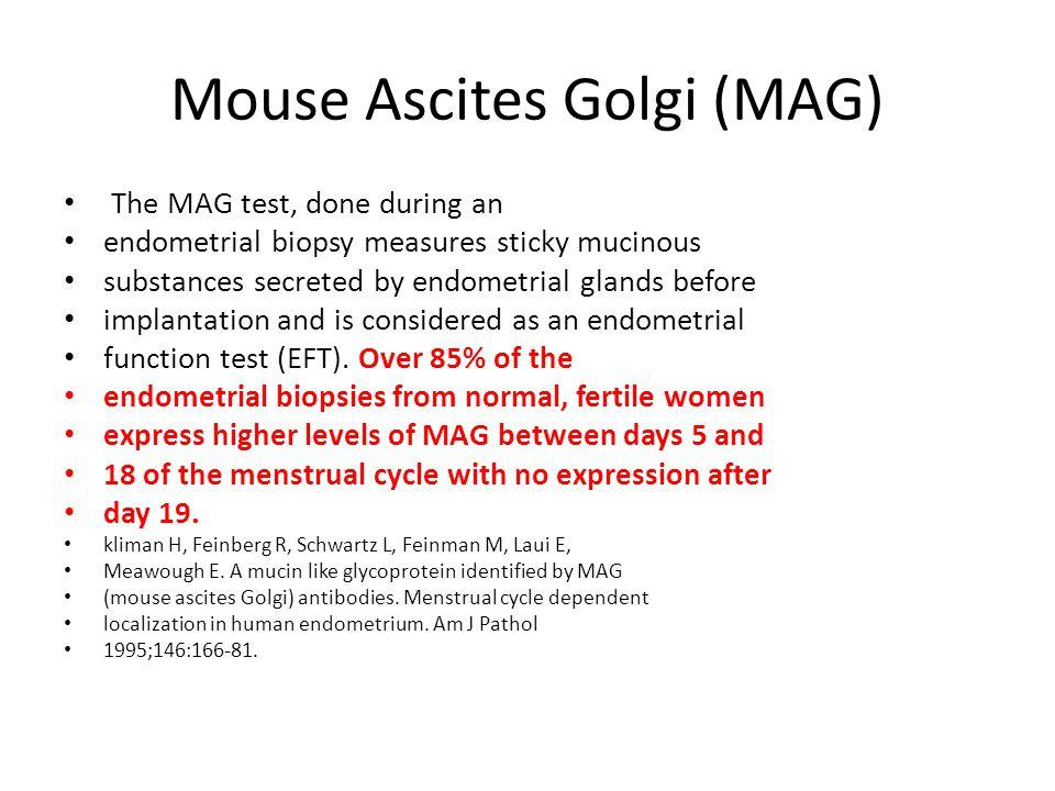 Mouse Ascites Golgi (MAG)