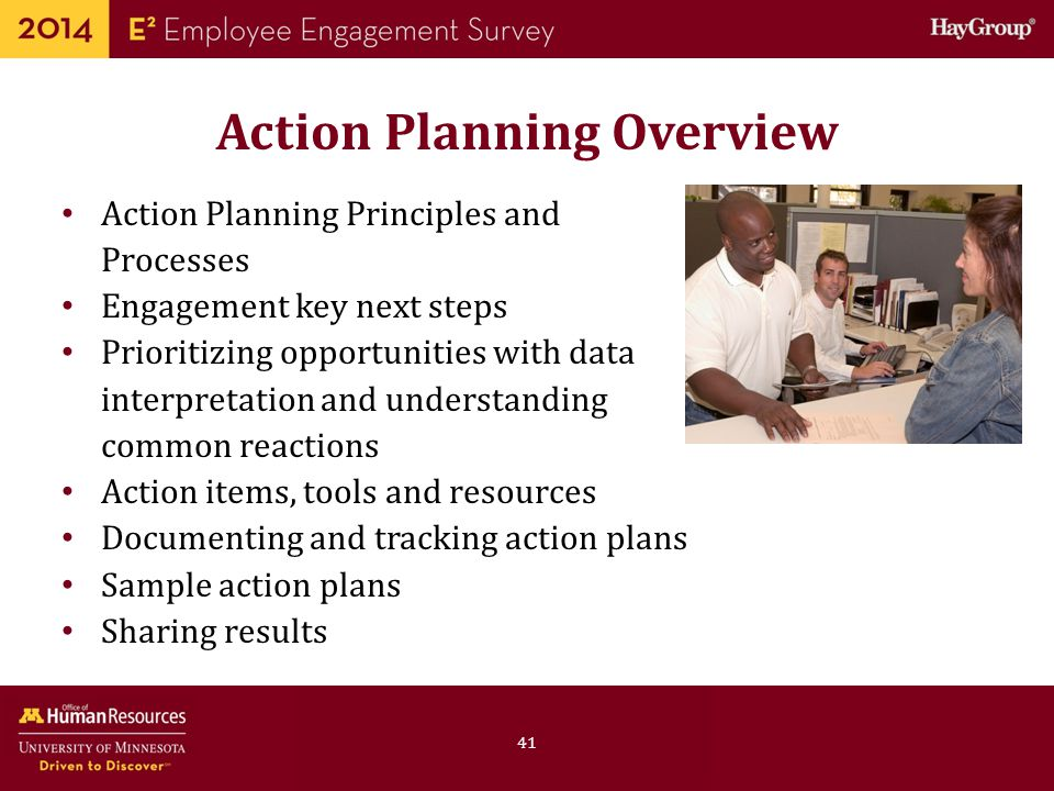 Action Planning Overview