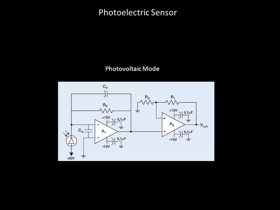 Photoelectric Sensor Photovoltaic Mode
