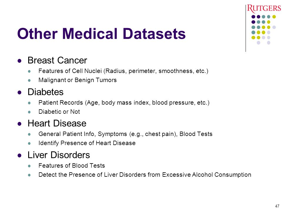 Other Medical Datasets