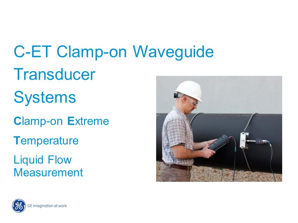 C-ET Clamp-on Waveguide Transducer Systems