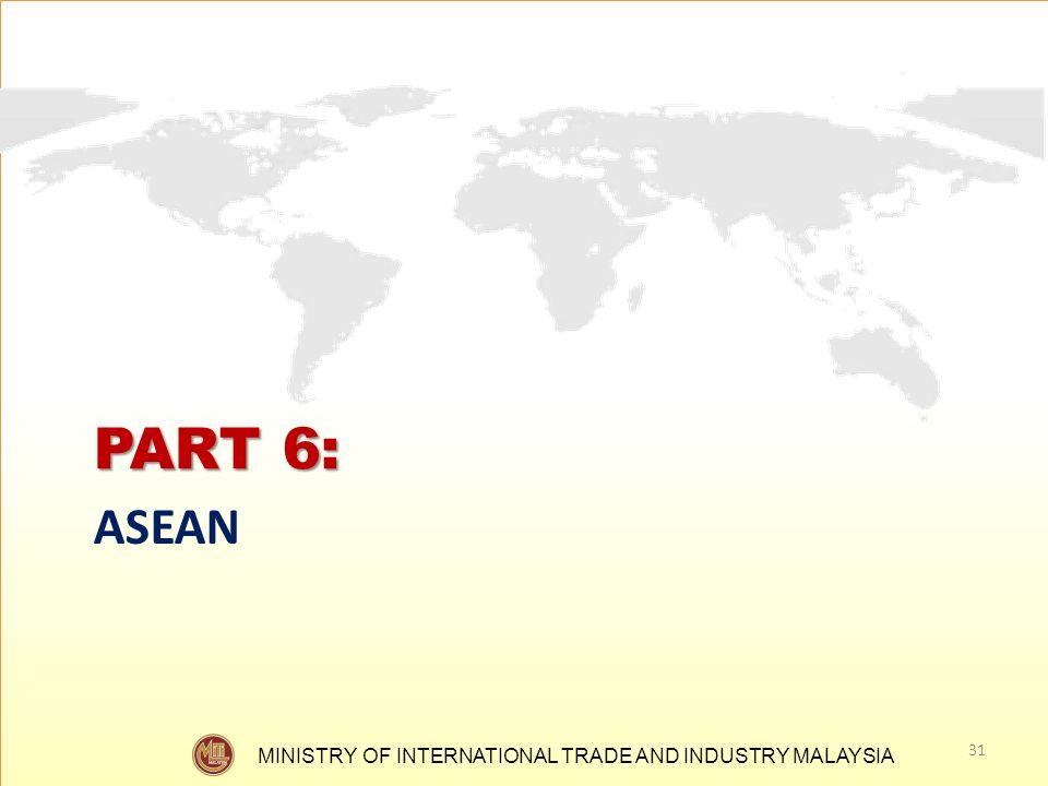 PART 6: ASEAN