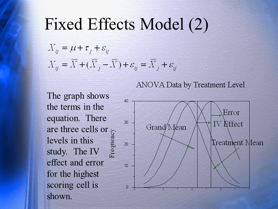 Fixed Effects Model (2)