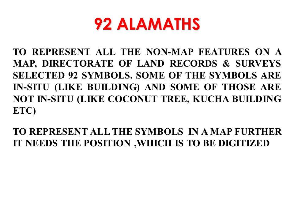 92 ALAMATHS