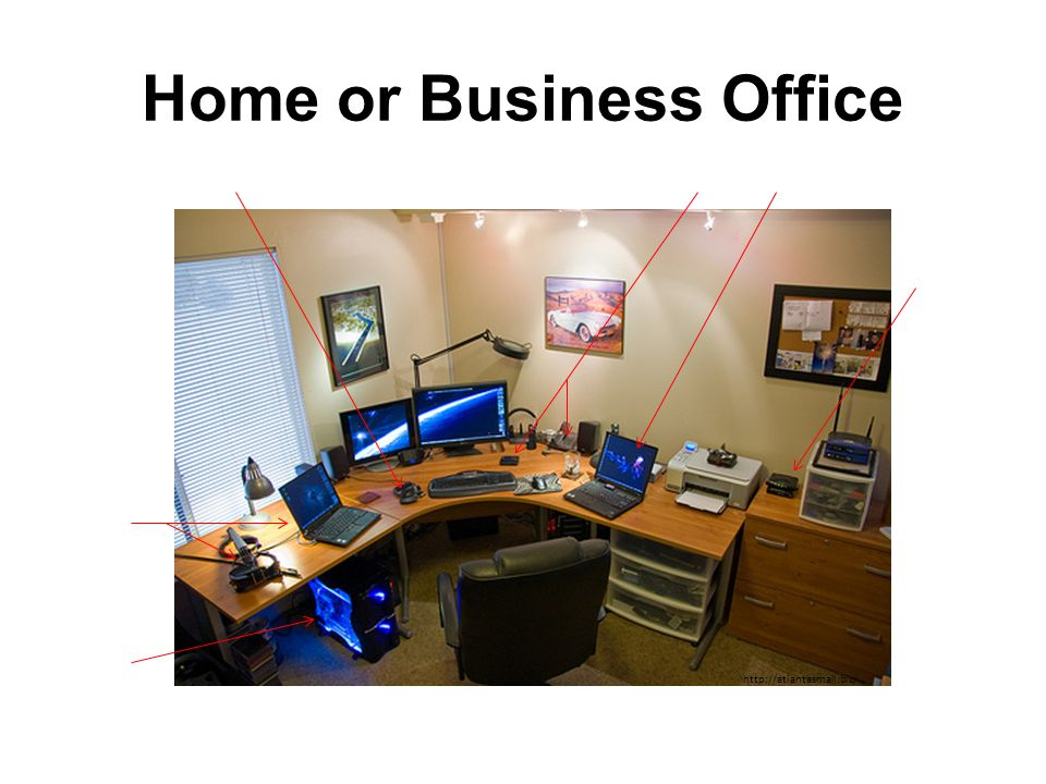 Home or Business Office