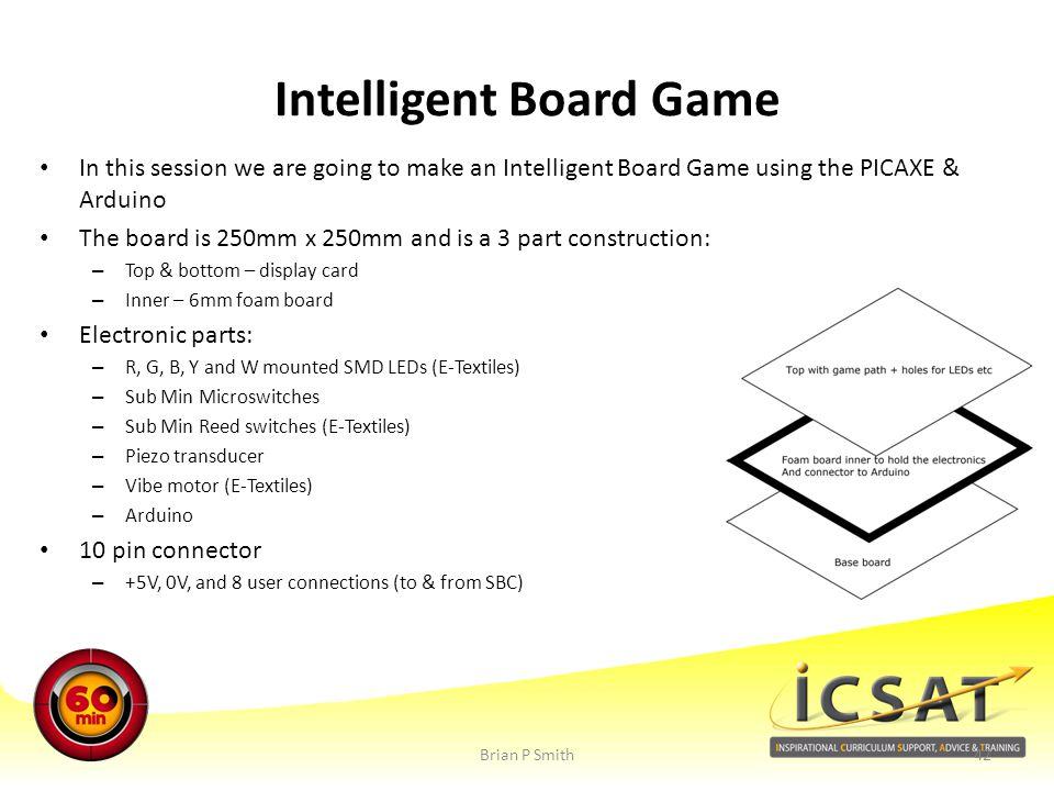 Intelligent Board Game