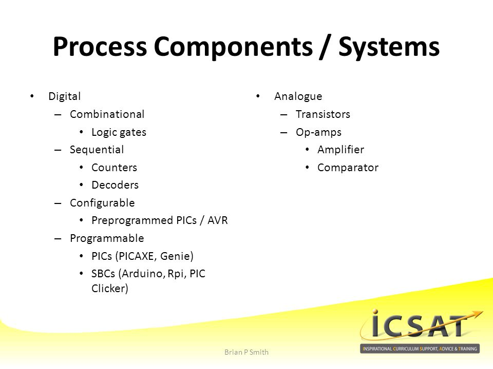 Process Components / Systems