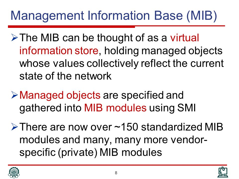 Management Information Base (MIB)