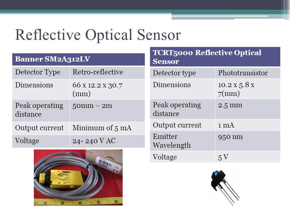 Reflective Optical Sensor