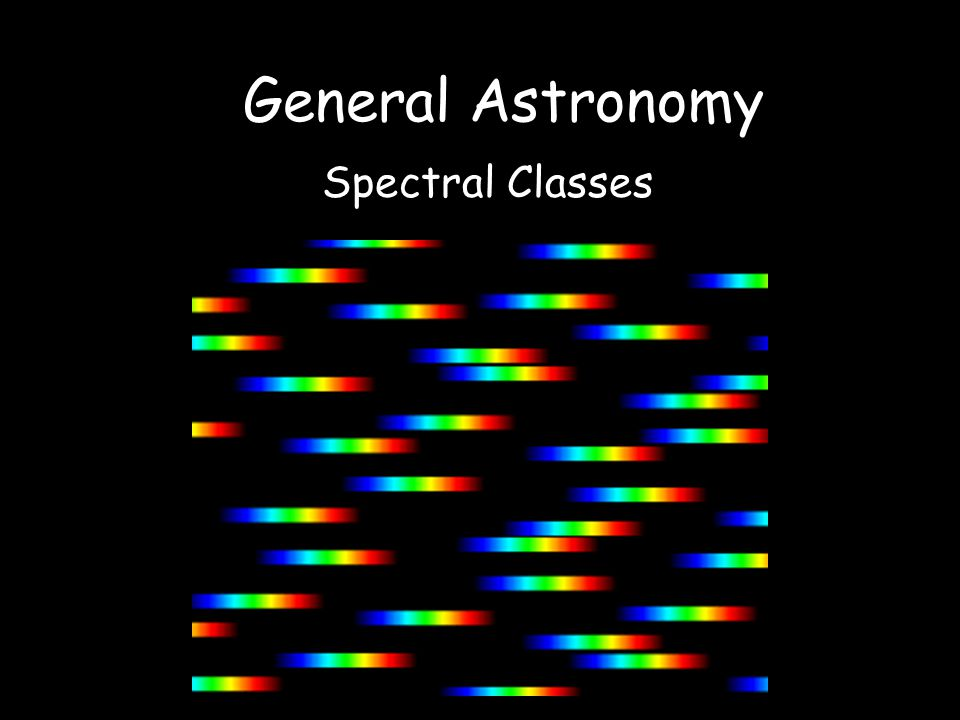 astronomy classes
