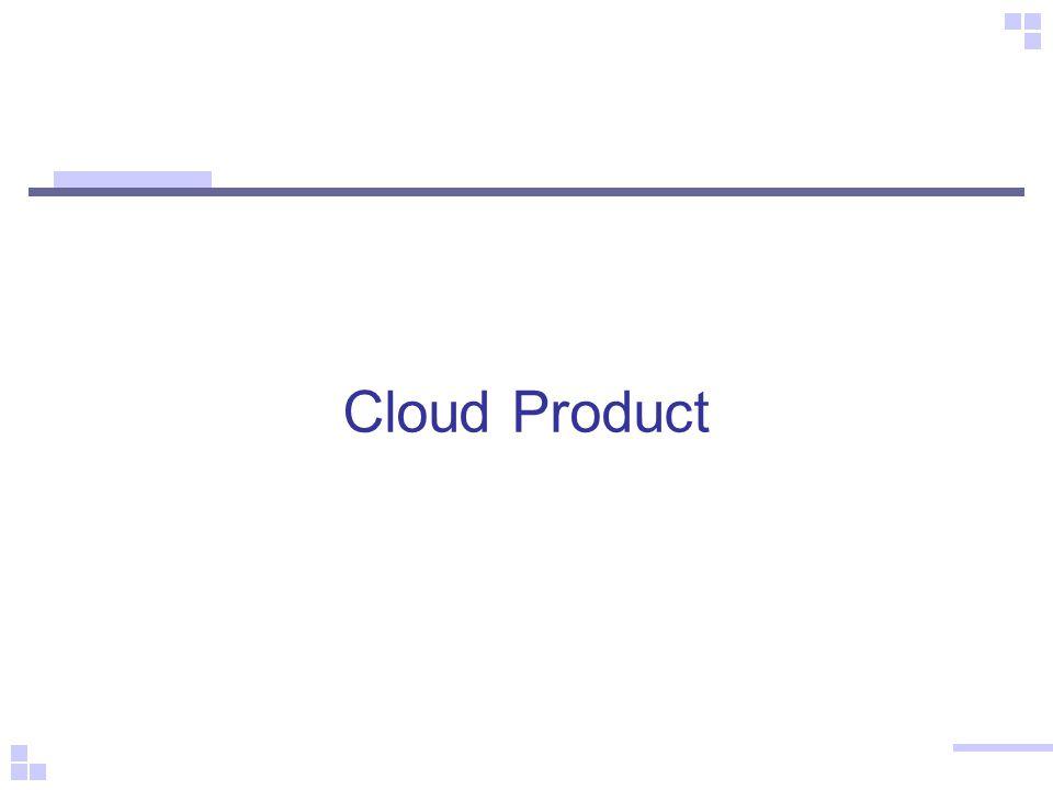 Cloud Product