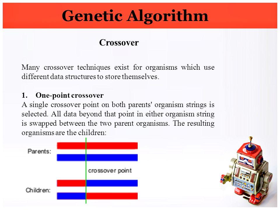 Genetic Algorithm Crossover