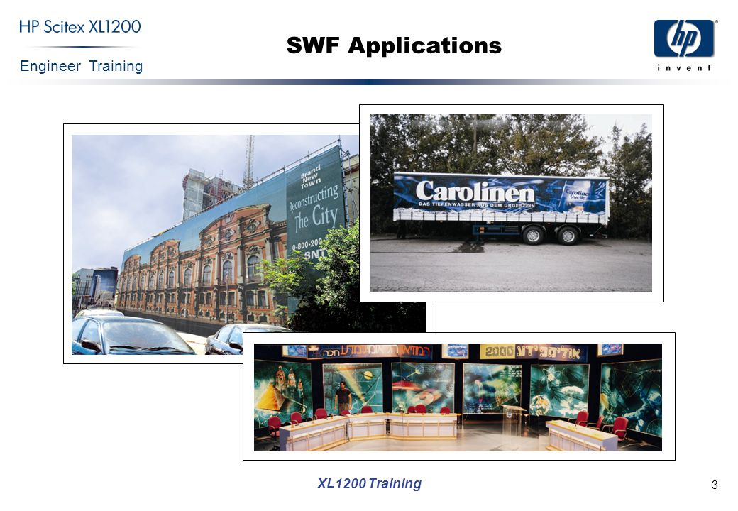 SWF Applications