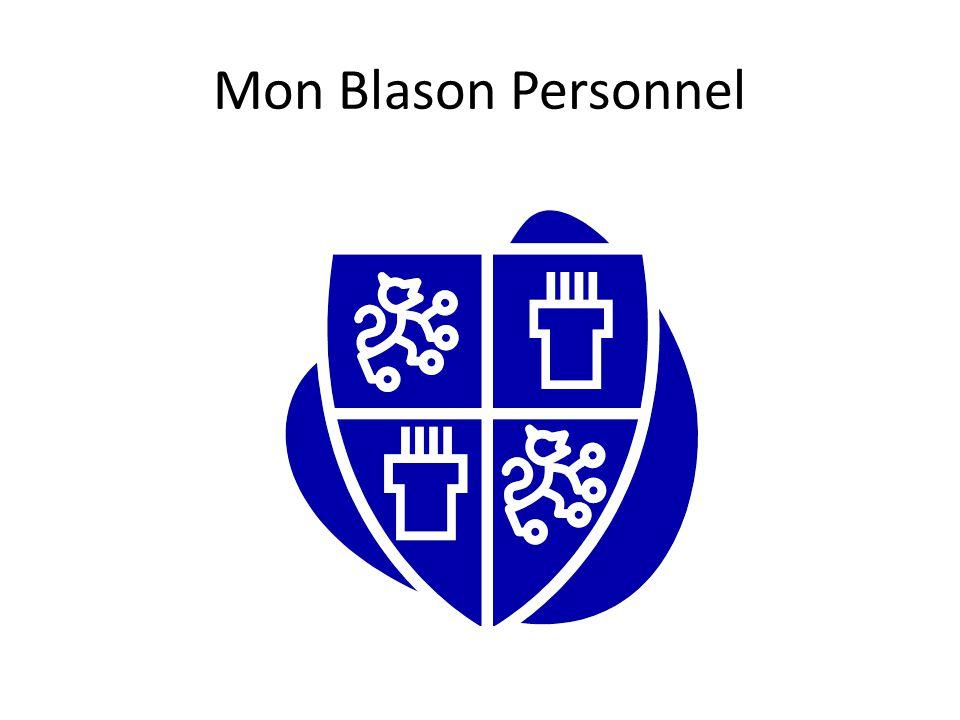 Mon Blason Personnel