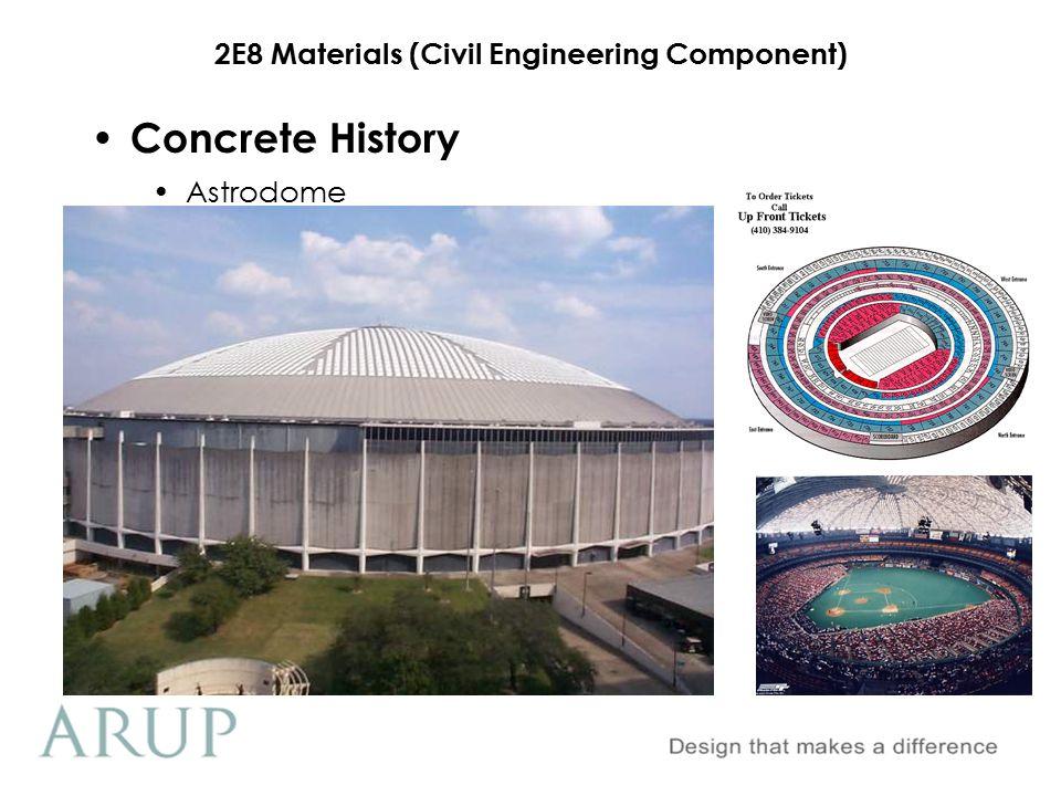 Concrete History Astrodome