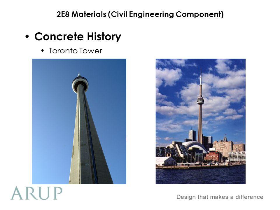 Concrete History Toronto Tower