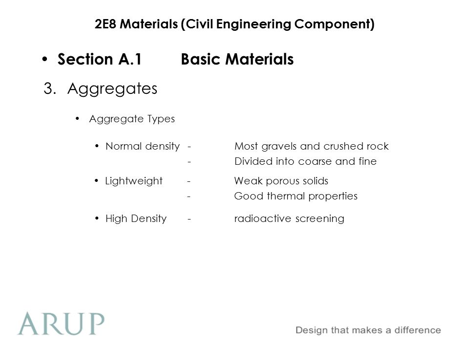 Civil engineering materials ppt video online download section a1 basic materials sciox Images