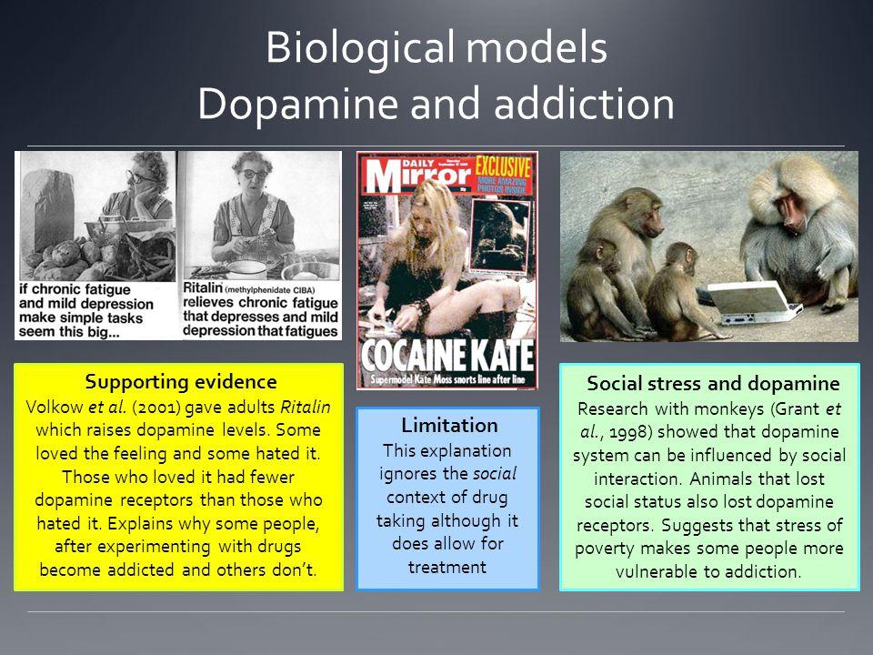 Biological models Dopamine and addiction