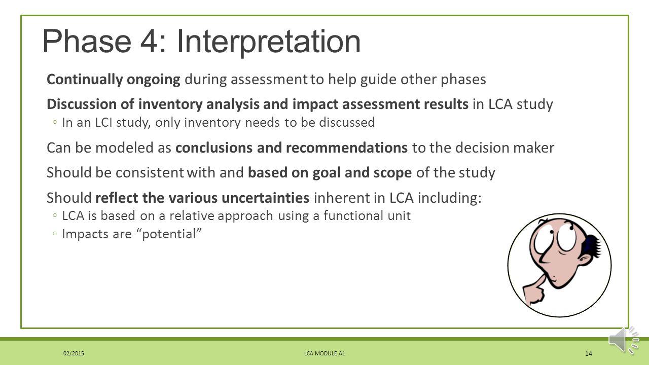 Phase 4: Interpretation