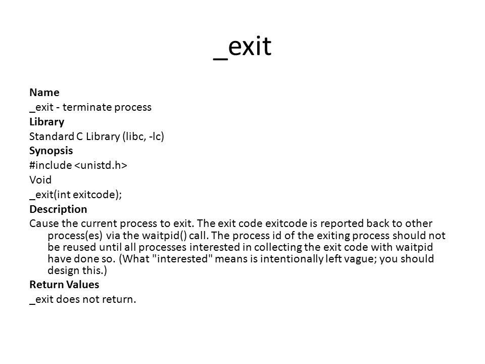 _exit