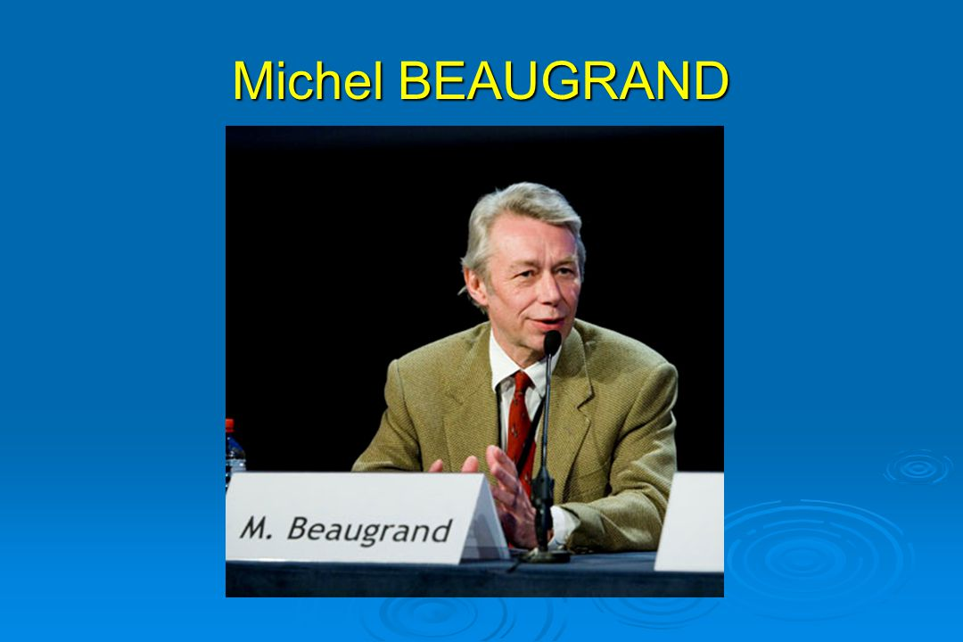 Michel BEAUGRAND