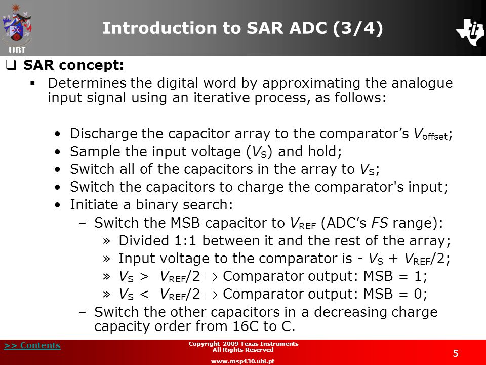 Introduction to SAR ADC (3/4)