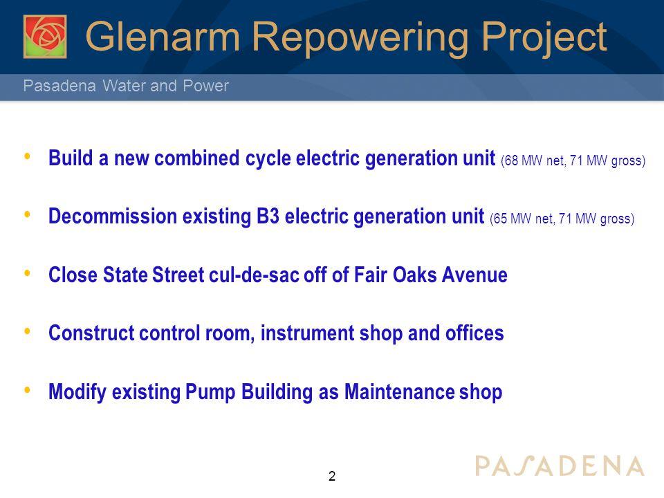 Glenarm Repowering Project