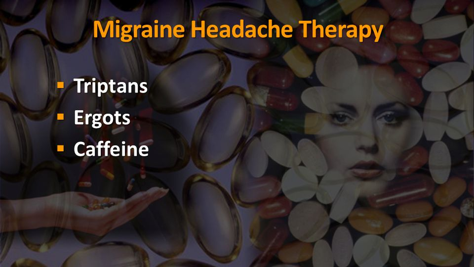 Migraine Headache Therapy