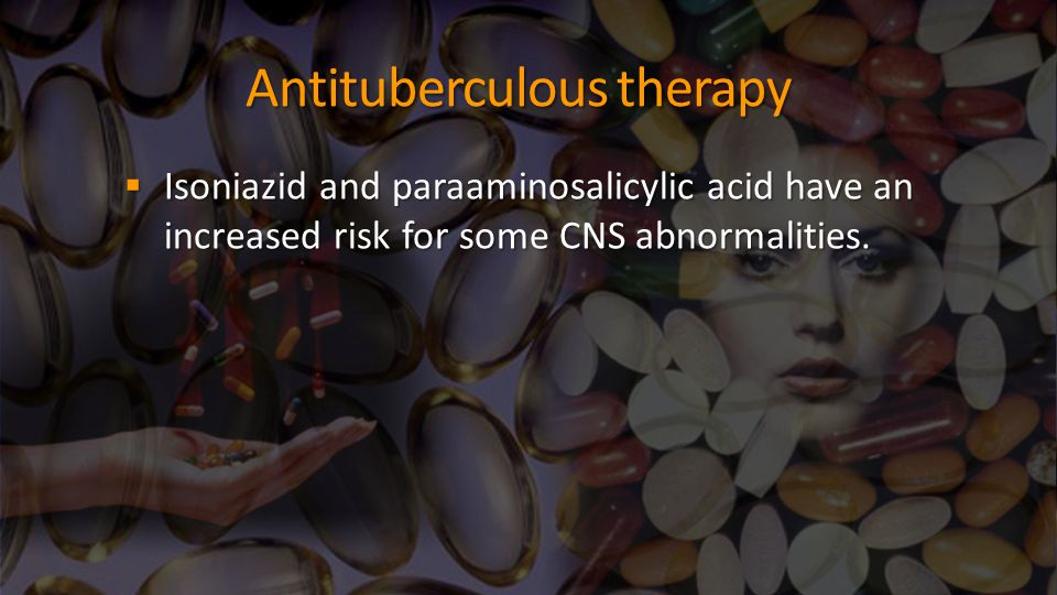 Antituberculous therapy