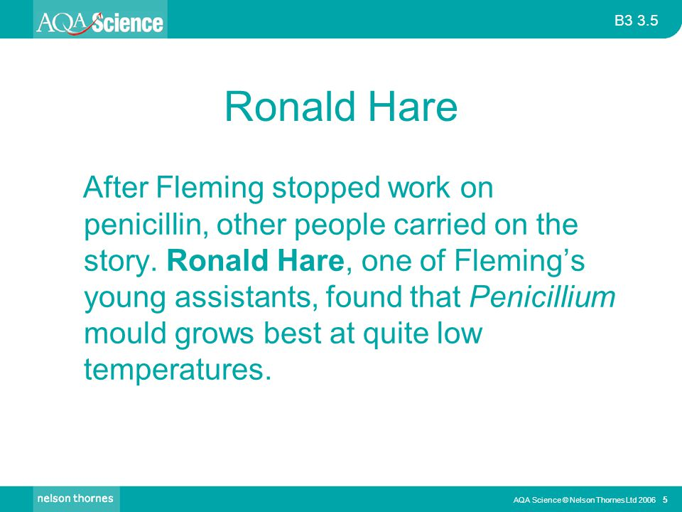 Ronald Hare