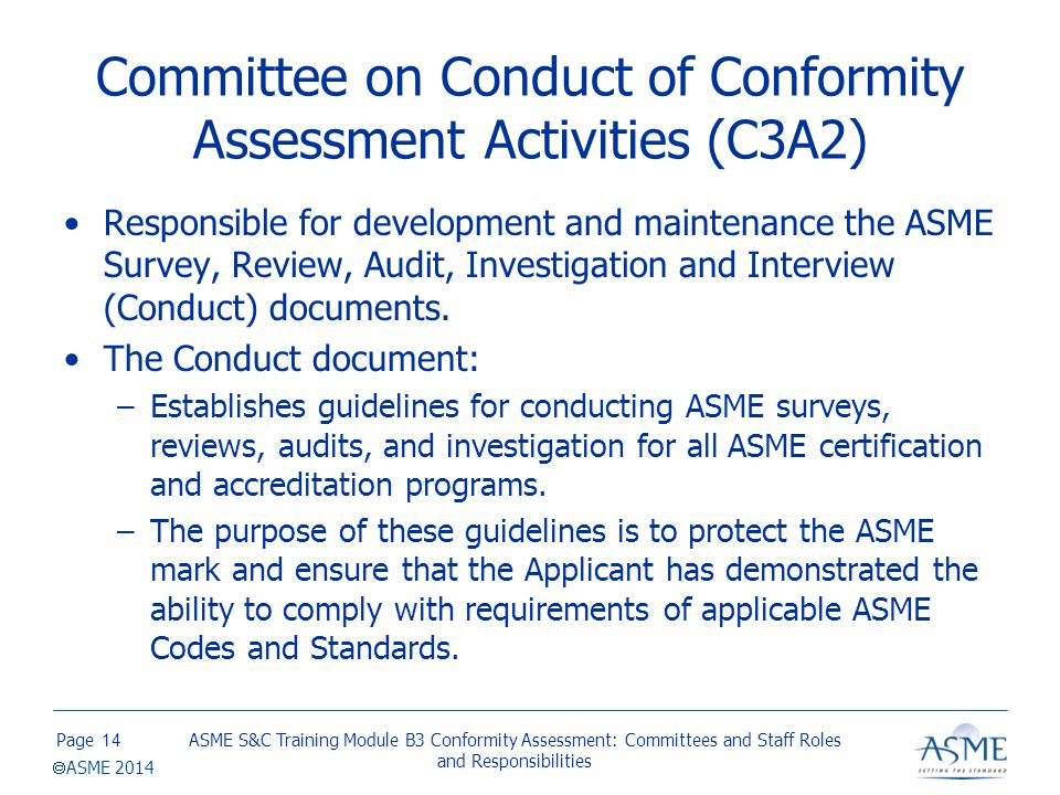 COMMITTEE ON QUALIFICATIONS FOR AUTHORIZED INSPECTION (QAI)