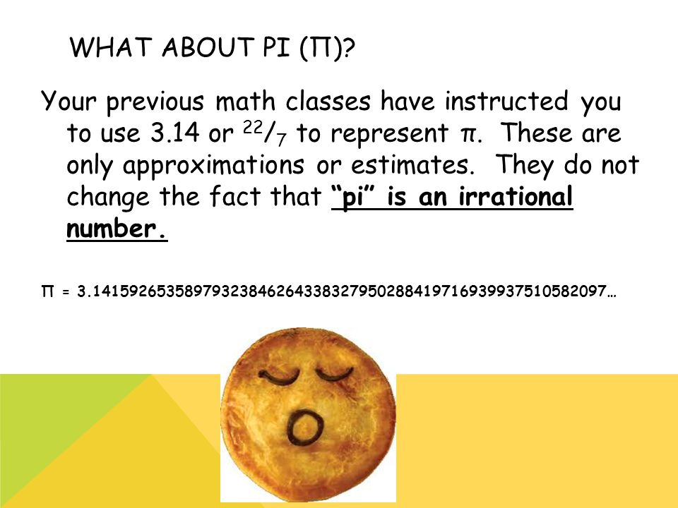 What about Pi (π)