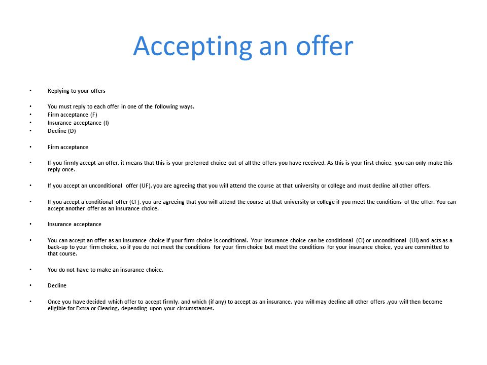 acceptance offer letter reply Oylekalakaarico