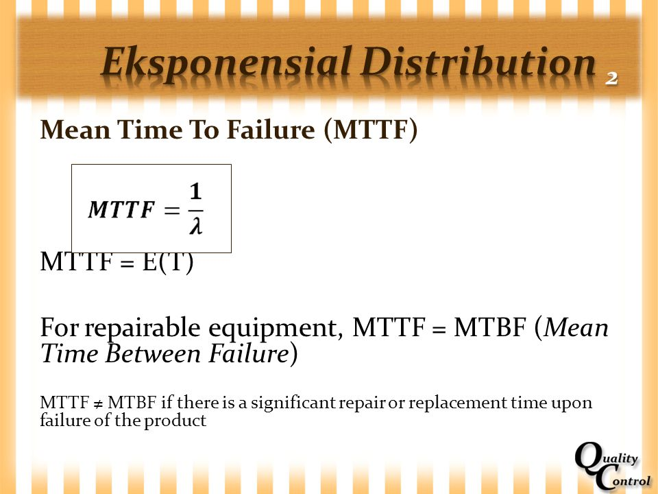 Eksponensial Distribution 2