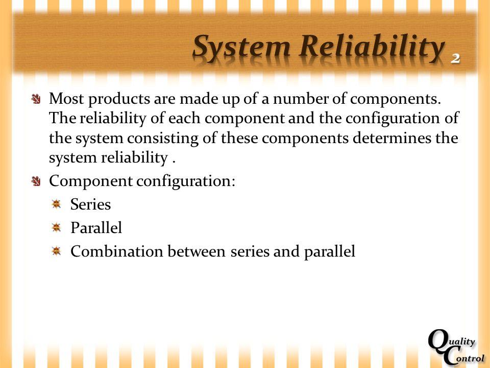 System Reliability 2