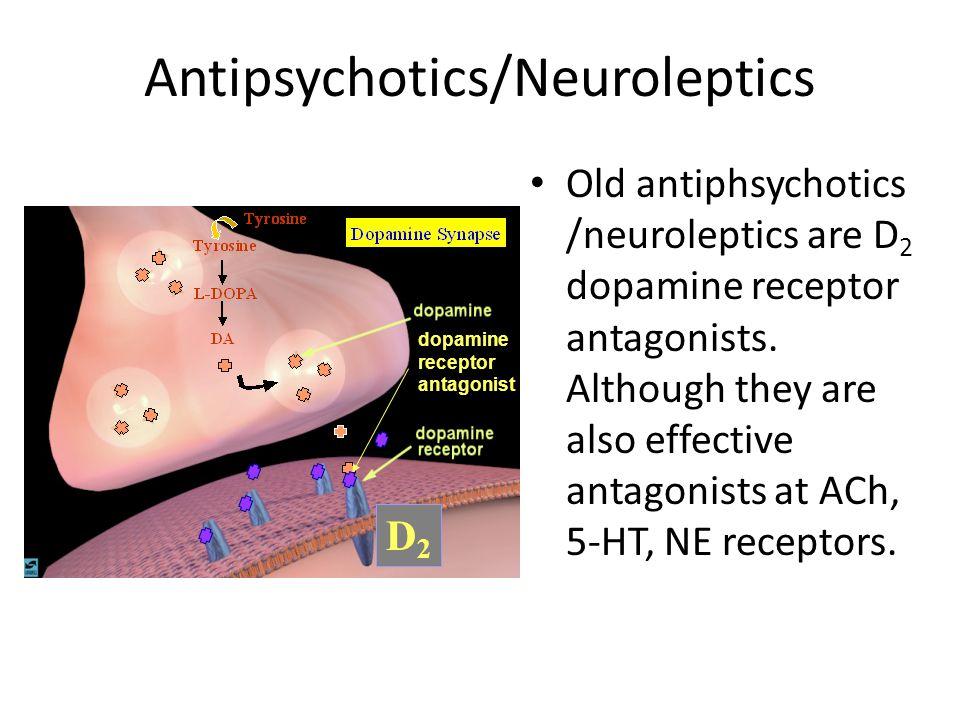 Antipsychotics/Neuroleptics