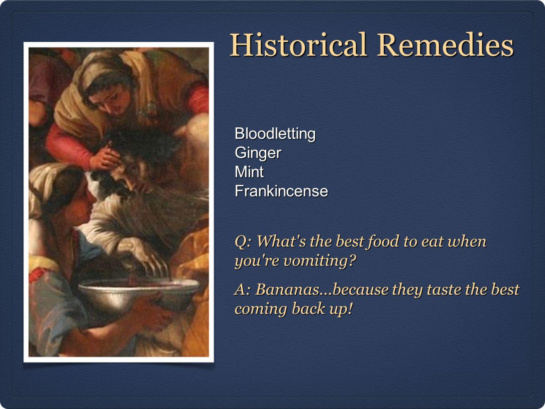 Bloodletting Ginger Mint Frankincense