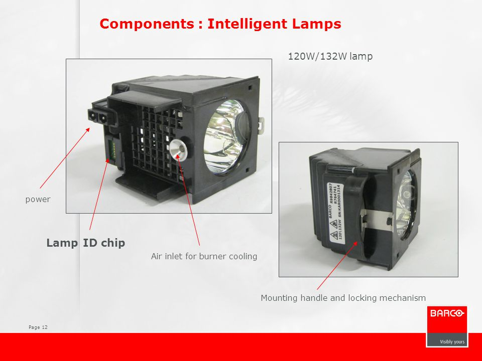 Components : Intelligent Lamps