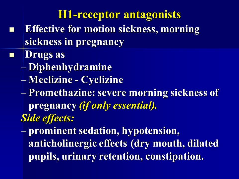 H1-receptor antagonists
